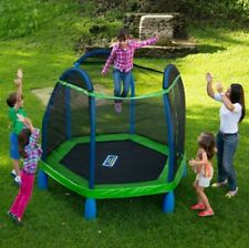 *NEW* 7ft My First Trampoline for Kids!