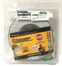 Fastcap Fastedge Peel & Stick Edge Tape 50' Roll White Part No. FESP.1516.50.WH