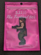 5.11 Tactical 80's Pixel Warrior Patch