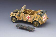 THOMAS GUNN SS023A - Medical Kubelwagen Normandy WW2