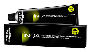 Inoa -oxidative Coloration Without Ammonia Assorted Nuance 60ml