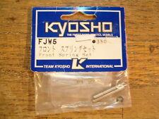 FJW-5 Front Spring Set - Kyosho Indy Car F1 Group C series SR-5 Impress FW-14