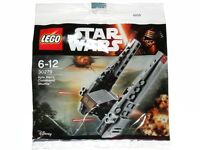 Lego Star Wars Kylo Ren's Command Shuttle Polybag 30279 New & Sealed 2016 Rare