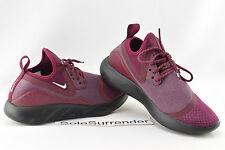 Womens Nike Lunarcharge Essential - SIZE 8 - 923620-600 Maroon Black Burgundy