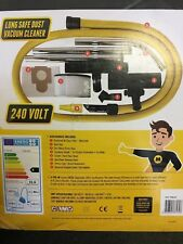V-tuf Vtm1240 M Class Rated Dust Extractor Vacuum Cleaner 240v Accessories Kit