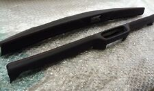 CLASSIC AUSTIN/ROVER/LEYLAND MINI TOP OR LOWER  DASH RAIL COVER LEATHER  D.I.Y.