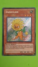 Yu-Gi-Oh! Dandylion LCGX-EN042 Secret Rare 1st Edition