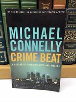 2004 ~ Crime Beat ~ Michael Connelly ~ SIGNED Paperback