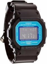 Casio G-Shock DW-5600SN-1ER Limited Blue Black BNIB RRP £130
