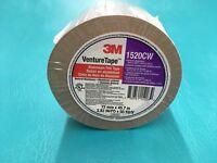 "NEW 3M Venture Tape 1520CW Cold Weather Aluminum Foil Tape 2.83"" x 50 yards"