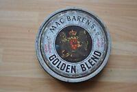 Mac Baren's Golden Blend tobacco tin
