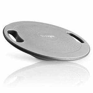 Yes4All Wobble Balance Board – Exercise Balance Stability Trainer for Physica...
