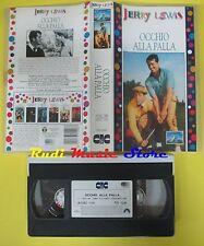 film VHS OCCHIO ALLA PALLA jerry lewis dean martin CIC PVS 70296 (F79) no dvd
