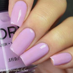 Orly As Seen on TV - Pastel Light Purple Lilac Creme Cream Sheer Nail Polish