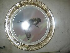 1984 DUCK UNLIMITED CANADA GOOSE ARTIST OF THE YEAR  KILLEN  CERAMIC  PLATE