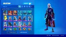 Fortnite Galaxy and Eon Skin Acc Lots Of Cosmetics (See Desc)