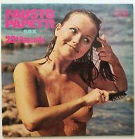 FAUSTO PAPETTI LP 20a RACCOLTA 33 GIRI VINYL ITALY 1975 DURIUM MS AI 77363 NM/NM
