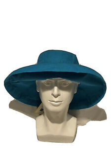 Scala Women's Cotton Hat with Inner Drawstring UPF 50+ Sun Protection