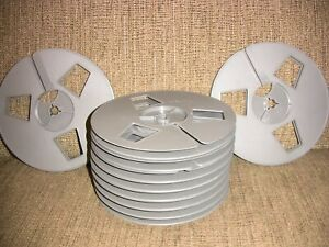TEN- 400ft 8mm Film movie REELS - SUPER 8 REELS - Goldberg!