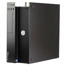 DELL Workstation T3600 QuadCore E5-1620 3.6GHz 16GB 256GB SSD K4000 WIN 10 Pro