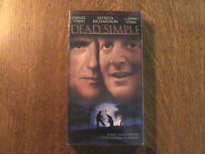 Dead Simple - VHS -