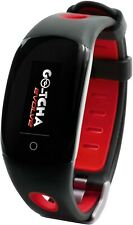 Go-tcha Evolve LED-Touch Wristband Watch for Pokemon Go Auto Catch Spin Red