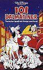 101 Dalmatiner von   DVD   Zustand akzeptabel