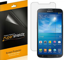 6X Supershieldz HD Clear Screen Protector Shield Saver For Samsung Galaxy Mega 2