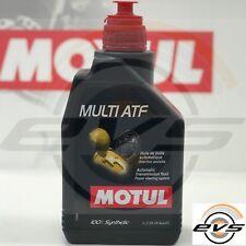 Olio Cambio Automatico e Differenziale MOTUL MULTI ATF 100% Sintetico 1 Litro