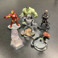 Disney Infinity 2.0 3.0 Avengers Lot Wii U PS3 PS4 Xbox 360 One