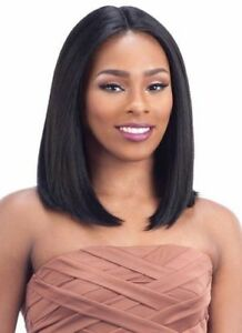 FREETRESS EQUAL LACE FRONT DEEP INVISIBLE PART WIG SWAMI