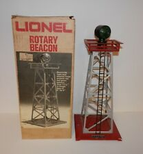 Lionel O Scale Rotary Beacon #6-2494 - TESTED - WORKS