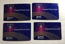1995 Disney Vista United Phone Card Set RARE