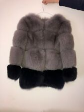Real Fox Fur In Size 6 / XS