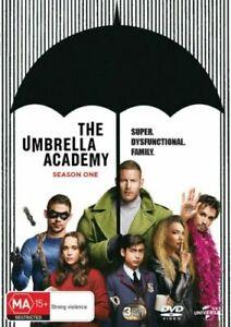 The Umbrella Academy Season 1 BRAND NEW Region 4 DVD