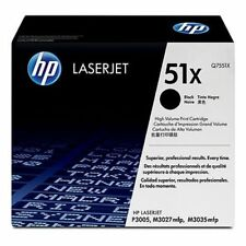 HP TONER NERO Q7551X ORIGINALE, VENDUTO IN SCATOLA NEUTRA
