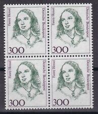 BRD 1989 postfrisch 4er Block MiNr. 1433   Fanny Hensel