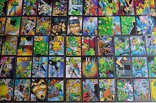 Erik Larsen The Savage Dragon with Rare Prism Set & Wrapper Comic Images - 1992