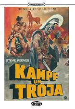 The Trojan Horse , War , 100% uncut , DVD Region2 , New & Sealed , Steve Reeves
