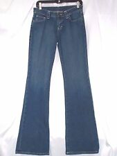 Blujeanious Jeans Indigo Size 29 (9/10) Blue  331/2 Inseam Embroidered  New