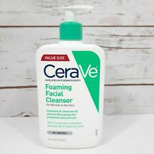 CeraVe Foaming Facial Cleanser 16 oz