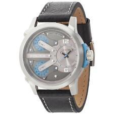 Runde Police Armbanduhren mit mehreren Zeitzonen