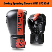 Rising Boxing Sparring Gloves MMA Punch Bag Mitt UFC Fight Training 12oz