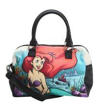 NEW Disney The Little Mermaid Ariel Purse Tote Crossbody Shoulder Bag