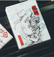 Fujin Playing Cards by BOMBMAGIC ships from Murphy's Magic