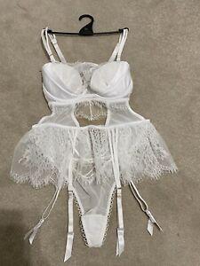 Ann Summers Bridal Blossom Body 🤍 10 B-C 🤍 RRP £65