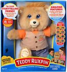 TEDDY RUXPIN OFFICIAL RETURN OF THE STORYTIME & MAGICAL BEAR *DISTRESSED PKG
