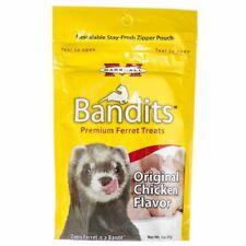 LM Marshall Bandits Premium Ferret Treats - Chicken Flavor - 4 oz