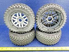 Losi 5IVE T 2.O Tire, WHEEL, FOAM, RING Set, (QTY 4) 1/5 4WD 5IVE-T