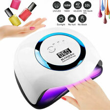 Led Uv Nail Polish Dryer Lamp Gel Acrylic Curing Light Professional Spa Tool Us